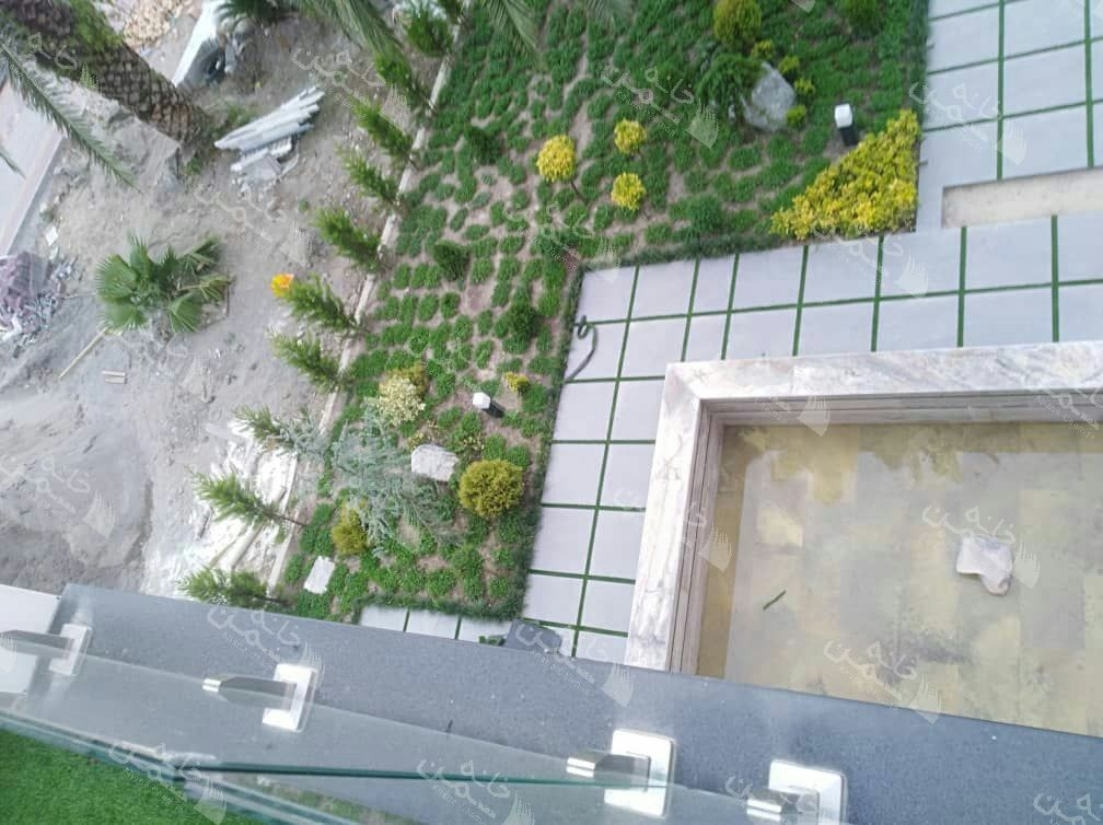 پروژه چمن مصنوعی بین سنگی در متل قو
