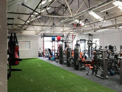 پروژه چمن مصنوعی باشگاه ورزشی زعفرانیه