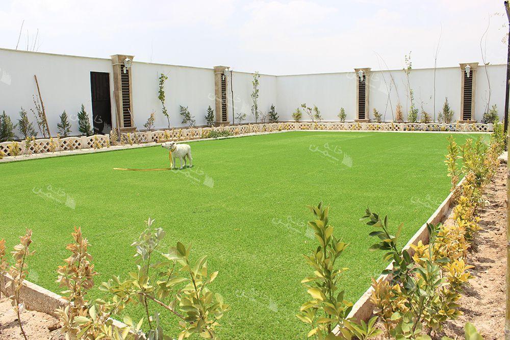 پروژه چمن مصنوعی زمین بازی زعفرانیه کرج