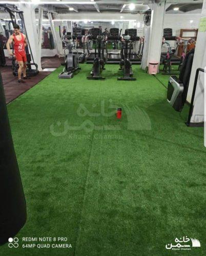 چمن مصنوعی باشگاه ورزشی خرم آباد